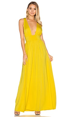 Dario Dress in Daffodil