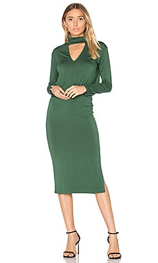 Augusta Dress in Fir