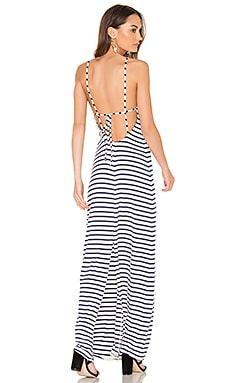 Orora Dress in Jupiter Stripe