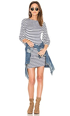 Medina Dress in Jupiter Stripe