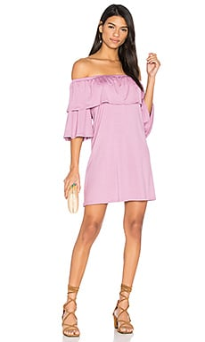 Kylian Dress in Violeta