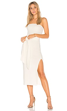 Luxe Rib Bow Dress