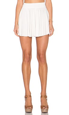 Rachel Pally Karie Skort in White