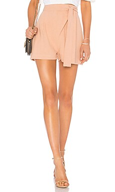 Linen Wrap Short Rachel Pally $167