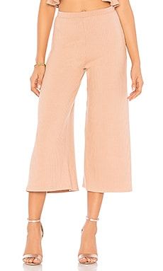 Cropped Ali Pant in Blue. - size S (also in L,M,XS) Rachel Pally