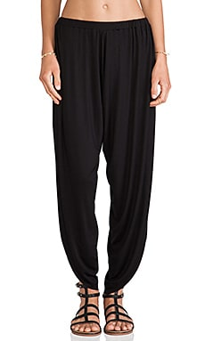 Rachel Pally Dean Open Side Pants in Black
