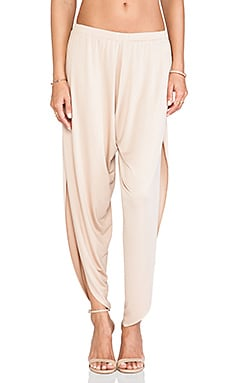 Rachel Pally Dean Open Side Pants in Bamboo
