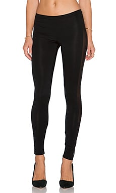 Rachel Pally Mesh Erik Pant in Black