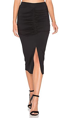 Nic Skirt in Black