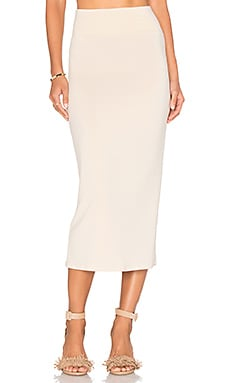 Rachel Pally Convertible Skirt in Cream