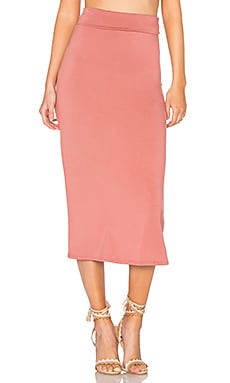 Convertible Skirt in Adobe