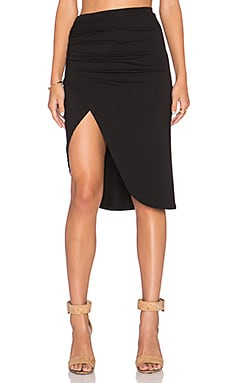 Rachel Pally Effie Skirt in Black