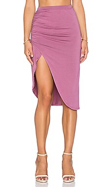 Rachel Pally Effie Midi Skirt in Foxglove