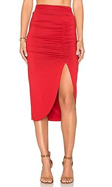 Rachel Pally x REVOLVE Monte Skirt in Rosso