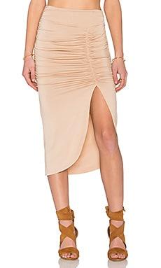 X REVOLVE Monte Skirt in Bamboo