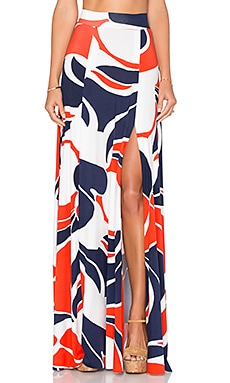 Rachel Pally x REVOLVE Josefine Maxi Skirt in Mod Print