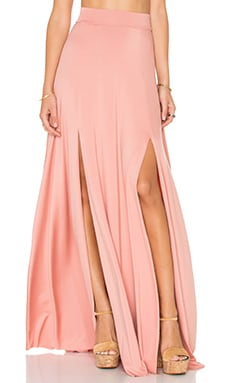 Josephine Maxi Skirt in Dusty
