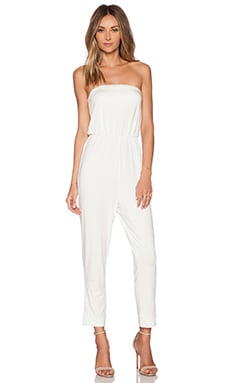 Rachel Pally Theodore Jumpsuit in White