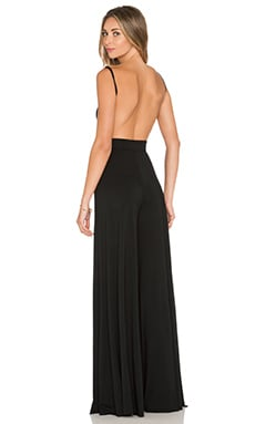 Rachel Pally Janice Jumpsuit in Black