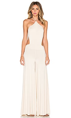 Rachel Pally Peter Jumpsuit in Cream