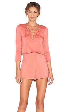 Hollie Playsuit in Mojave