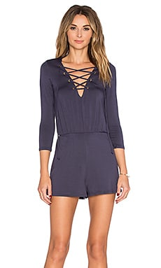 Hollie Playsuit in Eclipse