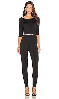 Sabin Jumpsuit in Black