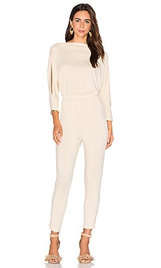 Spence Jumpsuit in Cream