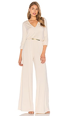 Clancy Jumpsuit in Cream