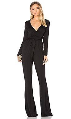 Christie Jumpsuit in Black