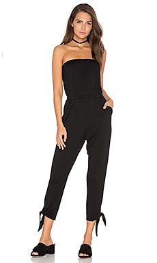 Llewelyn Jumpsuit in Black
