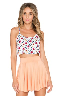 Rachel Pally Starla Top in Hibiscus