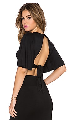 Rachel Pally Court Top in Black