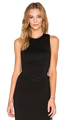 Rachel Pally Ulla Tank in Black