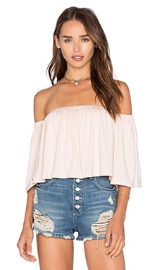 Rachel Pally Esmeralda Top in Champagne