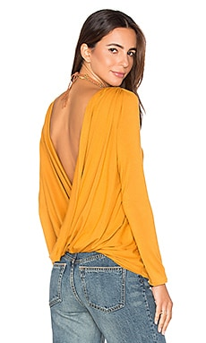 Rachel Pally Castaway Top in Tumeric