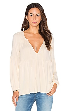 Rupert Top in Cream