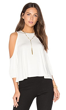 Gideon Top in White
