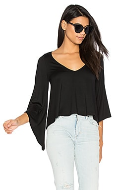 Jud Top in Black