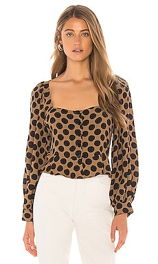 Rayon Ellen Top Rachel Pally $32 (FINAL SALE)