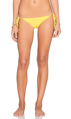 Rachel Pally Ibiza Bikini Bottom in Yellow