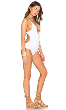 Marcos Maillot One Piece in White