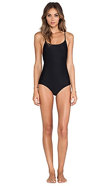 Rachel Pally Veruschka One Piece in Black