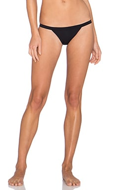 Rachel Pally Galapagos Bikini Bottom in Black