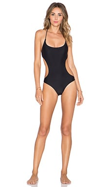 Rachel Pally Elle Swimsuit in Black