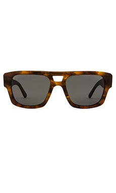 RAEN optics Archar in Matte Rootbeer