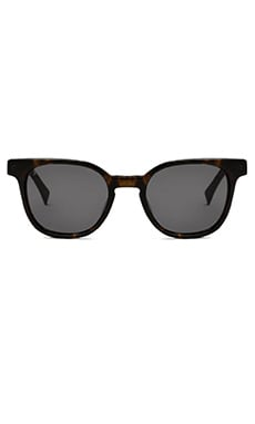 RAEN optics Squire Sunglass in Brindle Tortoise