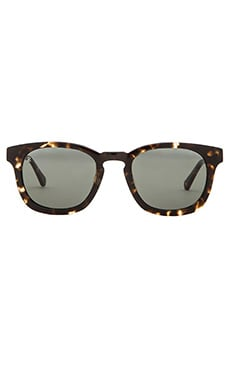 RAEN optics Suko in Brindle Tortoise & Silver
