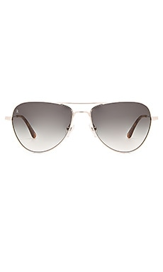 RAEN optics Roye in Silver & Rootbeer
