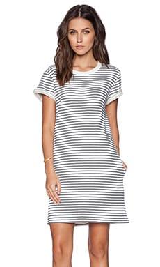 rag & bone/JEAN Tomboy Dress in French Stripe